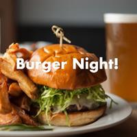 Monday Night Burgers, BINGO, and Meat