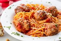 Spaghetti & Meatballs 1st and 3rd Wednesday
