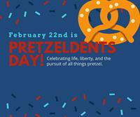 Pretzeldents Day