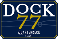 Dock 77 at Quarterdeck Resort - Nisswa