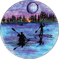 Paddle to the Moon...and back for Suicide Prevention