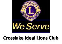 Crosslake Ideal Lions