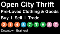 Open City Thrift