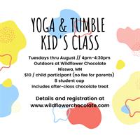Yoga and Tumble