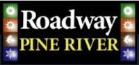 Roadway Pine River