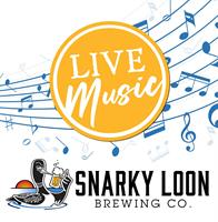 Luke Friedrich Live music at Snarky Loon Brewing CO