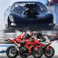 2021 G.S.T.A. Muscle Car Shootout & CRA Superbike Racing
