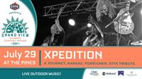Grand View Summer Concert Series - Xpedition
