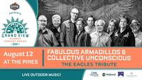 Grand View Summer Concert Series - Fabulous Armadillos & Collective Unconscious