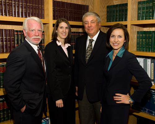 The Attorneys of Borden, Steinbauer, Krueger & Knudson, P.A.