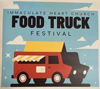 Immaculate Hearth Church Food Truck Festival