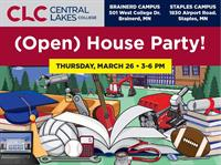 CLC's (Open) House Party! *POSTPONED*