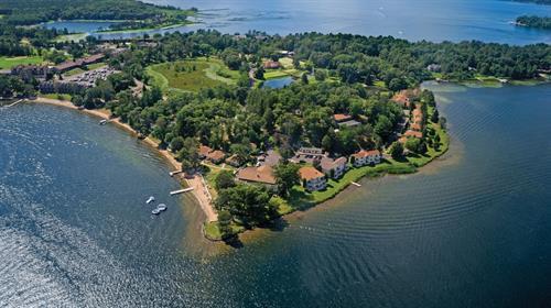 Madden's on Gull Lake