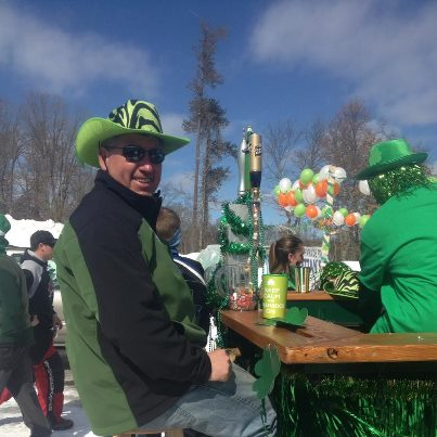 Crosslake St Pat's Day