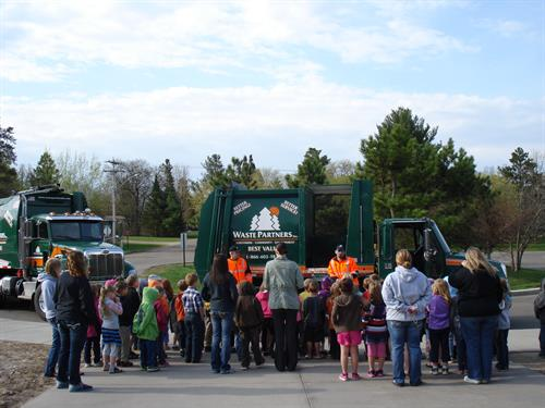 "Pine River ""Touch a Truck"""