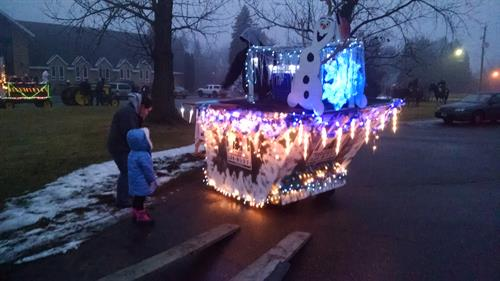 Pine River Parade of Lights