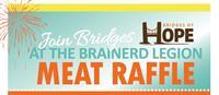 Meat Raffle for Bridges of Hope