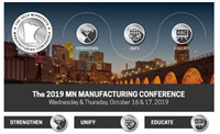 The 2019 Minnesota Manufacturing Conference