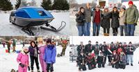 Annual Serpent Lake Ice Fishing Contest