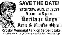 Heritage Days Fine Arts and Crafts Show