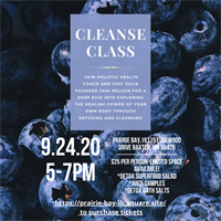 Cleanse Class