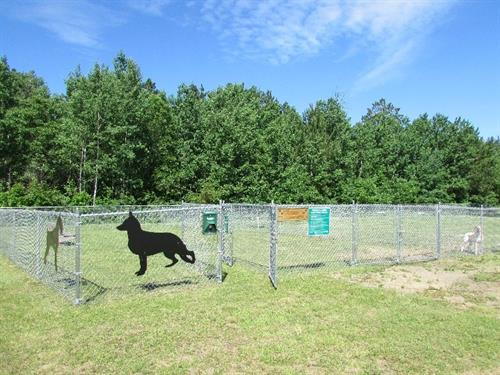 Pequot Lakes Dog Park