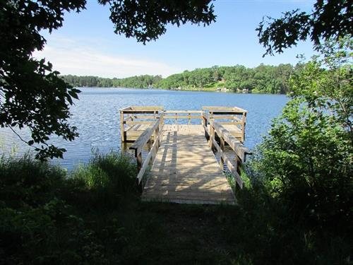 Sibley Park Fishing Pier