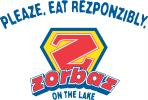 Zorbaz on Crozz Lake
