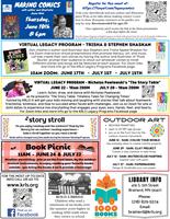 Summer Reading Program: Reading Colors You World