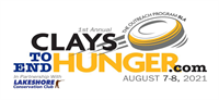 CLAYS TO END HUNGER - a trap shooting event