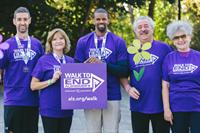 Walk to End Alzheimer's Company Kickoff