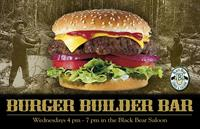 Burger Builder Bar