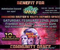 Rock of Ages Community Dance 2020!