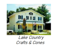 Lake Country Crafts and Cones
