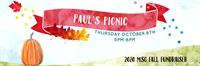 Paul's Picnic (2020 Mount Ski Gull Fall Fundraiser)