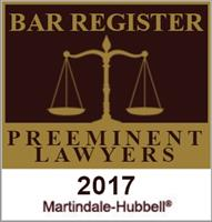 Bar Register of Preeminent Law Firms