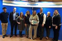 Puyallup Sumner Chamber Rising Star Award for 2017 Best Place To Work!