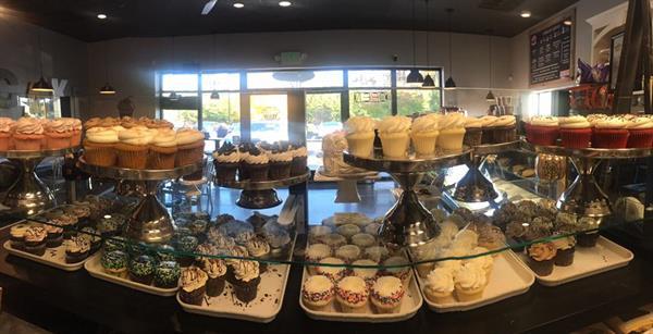 Wanna Cupcake? Bakery Cafe