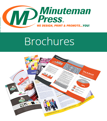 Brochures, Full Color & Black & Spot Colors available along with folding, scoring and finishing services!