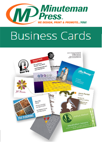 Business Cards - From Concept to Print, Special finishes, formats and heavy stocks available!
