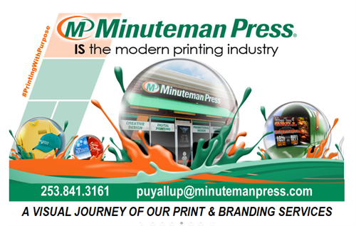Our Print & Branding Services - in a Visual Journey for you to create sustainability in your visibility.