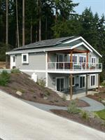 Net-Zero Energy Custom Home Whidbey Island, WA
