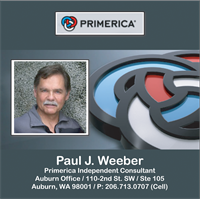 Primerica Independent Representative Paul Weeber