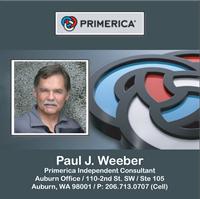 Primerica Independent Representative Paul Weeber