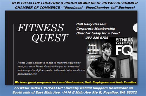 "Fitness Quest - ""Better Personal & Professional Wellness"" with Hands On Trainers"""