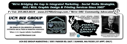 """""""We're Bridging the Gap between Marketing& Social Media Strategies and Graphic Design & Execution Services"""""""