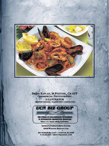 Food Photography / Teriyaki & Seafood Restaurants/  Commercial Photographic Illustrator ( 35 yrs of Exp.)