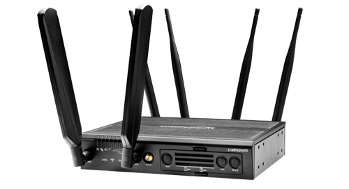 Secure Network Routers