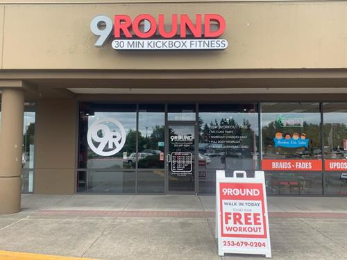 9Round Puyallup - South Hill