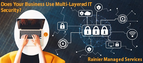 Your business needs to practice multilple layers of security